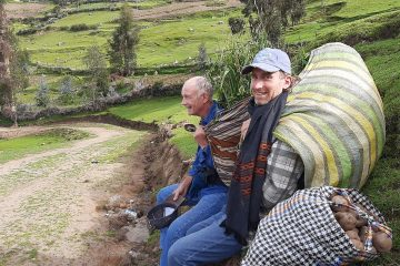 volunter abroad in peru