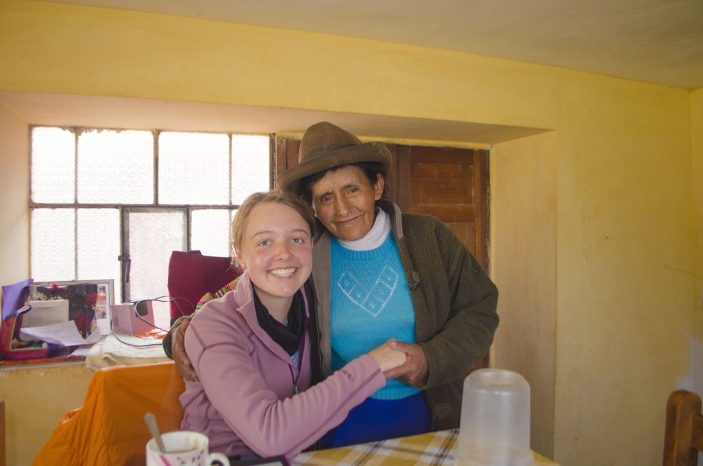 Volunteer abroad in Peru